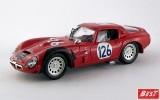 BEST9105 - ALFA ROMEO TZ2 - Targa Florio 1966 - Pinto / Todaro