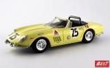 BEST9127 - FERRARI 275 GTB-4 NART SPYDER - Sebring 1967 - McCluggage / Rollo