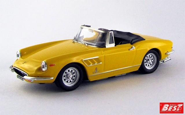 BEST9131 - FERRARI 330 GTS - 1966