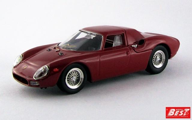 BEST9160 - FERRARI 250 LM - 1965 - Prova