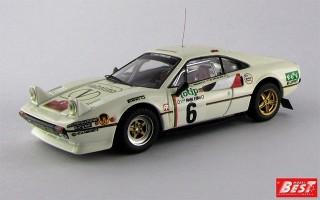 BEST9207 - FERRARI 308 GTB - Rally Elba 1985 - Ercolani / Roggia