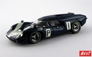 BEST9210 - LOLA T 70 COUPE' - Nurburgring 1967 - Surtees / Hobbs