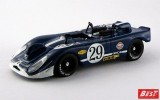 BEST9225 - PORSCHE 908-02 FLUNDER - Le Mans 1970 - Linge / Williams