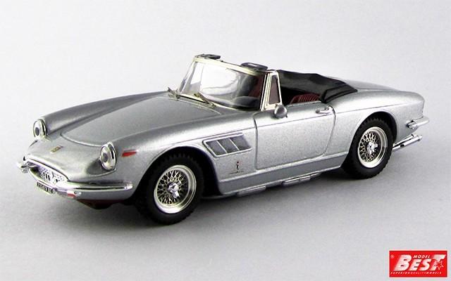 BEST9233 - FERRARI 330 GTS - 1966