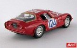 BEST9239 - ALFA ROMEO TZ2 - Targa Florio 1967 - Sangri / la / Federico