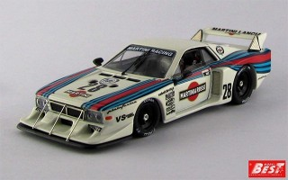BEST9241 - LANCIA BETA MONTECARLO TURBO - Silverstone 1981 - Patrese / Cheever