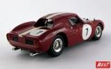 BEST9246 - FERRARI 250 LM - Kyalami 1966 - Hailwood / Anderson