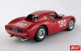 BEST9256 - FERRARI 250 LM - Targa Florio 1966 - Ravetto / Starraba