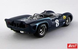 BEST9262 - LOLA T 70 SPYDER - Watkins Glen 1966 - Grant