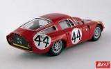 BEST9267 - ALFA ROMEO TZ1 - Le Mans 1965 - Koob / Finchel