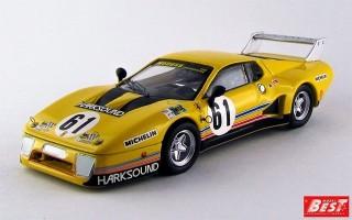 BEST9281 - FERRARI 512 BB LM - Le Mans 1979 - Beaurlys / Faure / O' Rourke / De Dryver