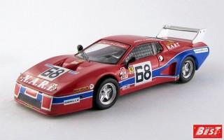 BEST9282 - FERRARI 512 BB LM - Daytona 1979 - Tullius / Bzdard / Dalaunay