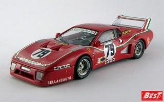 BEST9299 - FERRARI 512 BB LM - Le Mans 1980 - Dini / Violati / Micangeli