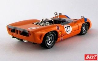 BEST9333 - LOLA T 70 SPYDER - Fuji 1968 - Sakai