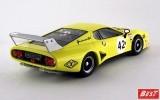 BEST9336 - FERRARI 512 BB LM 2 Serie - Silverstone 1981 - Bond / Bell / Grisworld