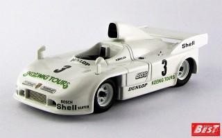 BEST9346 - PORSCHE 908-04 - Nurburgring 1981 - Muller / Brunn